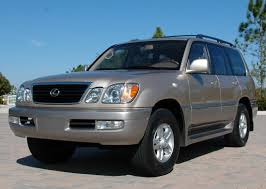 lexus lx wallpaper 1998 lexus lx 470 photos specs news radka car s blog