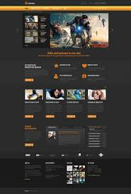 website design 48962 cinema television schedule custom website