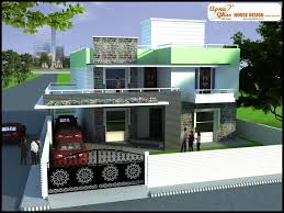 this is a beautiful four bedrooms duplex house design stilt floor