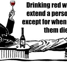 Red Wine Meme - just know that if you drink a lot of red wine you re still less