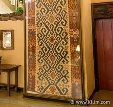 yosemite ahwahnee hotel kilims kilim rugs overdyed vintage rugs