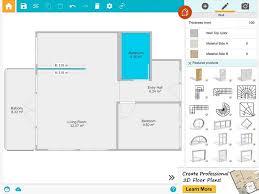 2d room planner draw a floor plan from a blueprint roomsketcher