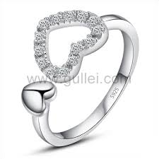 cheap beautiful engagement rings beautiful cheap free size ring for