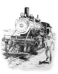 steam train drawings page 8 of 9 fine art america