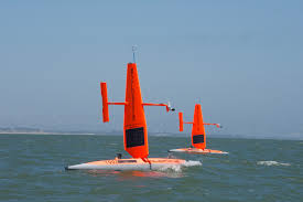 summer of sailing drones