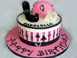 fashion glam birthday cake cakecentral com
