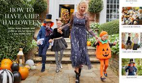 how to throw a stylish halloween party