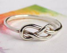 friendship rings meaning sterling silver knot ring bridesmaid ring tie the knot ring
