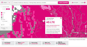 Verizon Coverage Maps T Mobile Us Using Crowdsourced Data To Give You Real Consumer