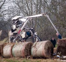 was helicopter in norfolk crash that killed lord ballyedmond safe