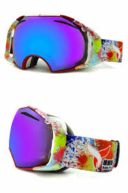 anti fog double ski goggles multifunctional riding goggles sale