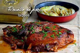 comment cuisiner rouelle de porc recette rouelle de porc laquée cuisine porc porc