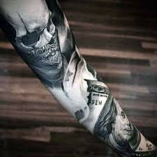 the 25 best forearm sleeve tattoos ideas on pinterest black