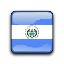Salvadoran Flag Flag Of El Salvador Clipart Vector Clip Art Online Royalty Free