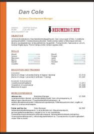 What Your Resume Should Look Like In 2017 Money by Gallery Of Resume Template Word 2017 Resume Templates Word 2017
