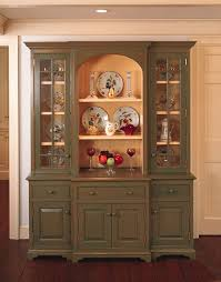 40 best painted china cabinets hutches images on pinterest