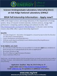 internship job announcements 2014 oasa