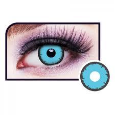 angelic blue eye contact lenses halloween costume ideas 2016