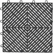 floor design amazing dark brown interlock lowes garage floor stunning garage flooring design using lowes garage floor tiles minimalist square black interlock lowes garage