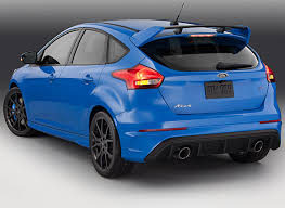 high performance ford focus high performance 2016 ford focus rs spools up 315 hp consumer