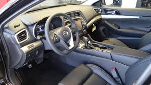 new nissan maxima interior test drive new 2016 nissan maxima 23gt