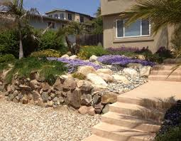 Backyard Rock Garden by Local Expert Armstrong Garden Centers San Diego Ca Install It