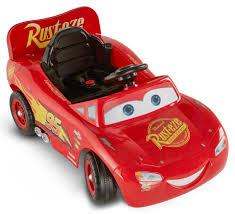 disney pixar cars 3 lightning mcqueen parent steer assist 6 volt disney pixar cars 3 lightning mcqueen parent steer assist 6 volt ride on red toys