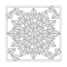 ideas collection printable leaf mandala coloring page in cover