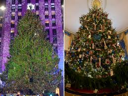 what kinds of lights do you prefer on your tree today
