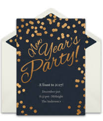 invitations online free new year s online invitations punchbowl