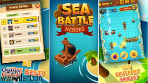 get link apk you can now get sea battle heroes along with many other free