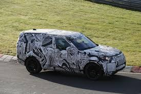 2017 land rover discovery sport green 2017 land rover discovery testing at the nurburgring autoevolution