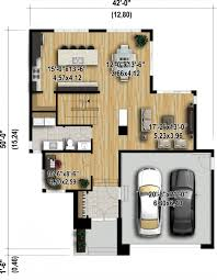 59 Best Small House Images by 88 Best House Plans Images On Pinterest Architecture Small 40 X 38