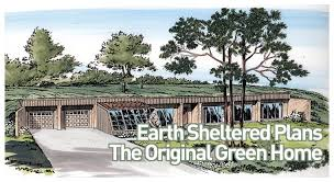 earth contact home plans familyhomeplans com earth sheltered home plans