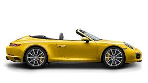 yellow porsche porsche 911 models porsche usa