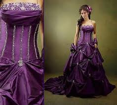 purple wedding dress best 25 purple wedding dresses ideas on purple