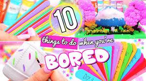 10 fun things to do when you u0027re bored youtube diy decor