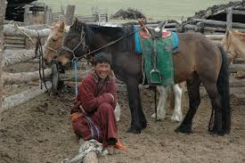 Rugged Clothes Mongolian Clothes For Men