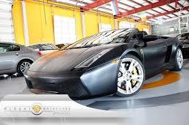 06 lamborghini gallardo for sale find lamborghini gallardo lp560 4 convertible spyder black in