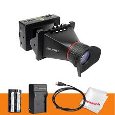 electronic finder feelworld 3 5 viewfinder sdi electronic lcd dslr view
