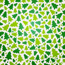 christmas pattern this free seamless christmas vector pattern has christmas trees in