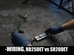 rb25det wiring harness vs sr20det wiring harness youtube