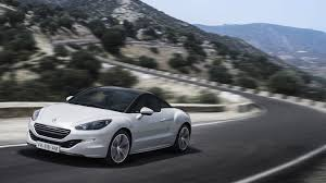 peugeot sports models peugeot rcz sports coupe