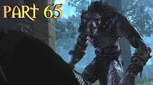 wild hunt witcher 3 werewolf creepy werewolf encounter the witcher 3 wild hunt gameplay