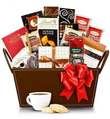 coffee and tea gift baskets coffee lover s gift basket coffee tea gift baskets