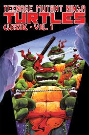 tmnt classics vol 1 tpb idw tmnt teenage mutant ninja