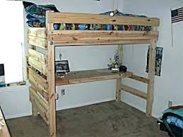 loft bed with desk plans bunk bed with desk plans guideable co