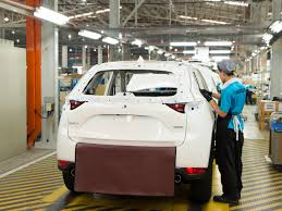 mazda products locally assembled mazda cx 5 rolls out in one month video