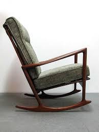 Rocking Lounge Chair Design Ideas Interesting Modern Rocking Chair Design Ideas Come With Gray