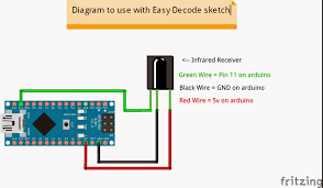 easy remote arduino bluetooth android decode ir signal